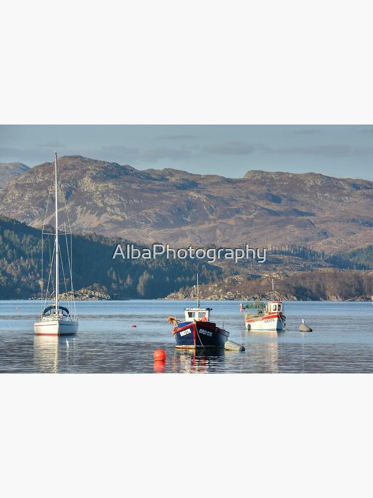 Plockton Bay, Highlands, Scotland by AlbaPhotography