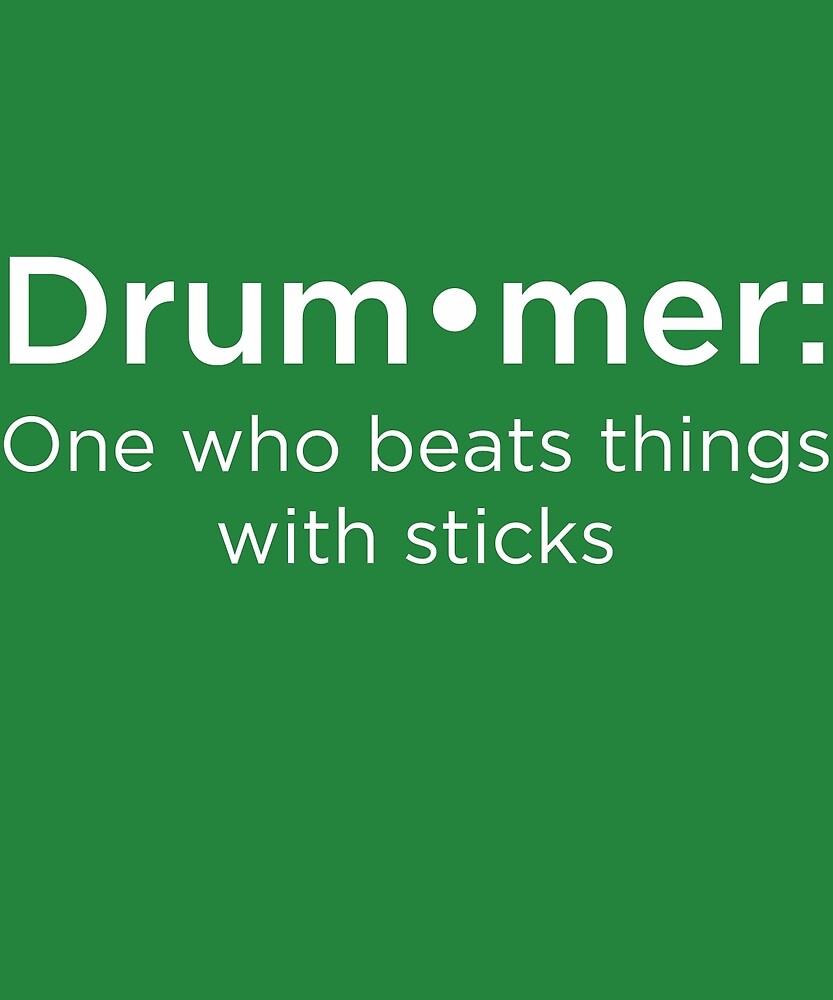 Drummer  by AlwaysAwesome