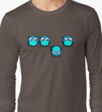 A whole different perspective for the owl T-Shirt