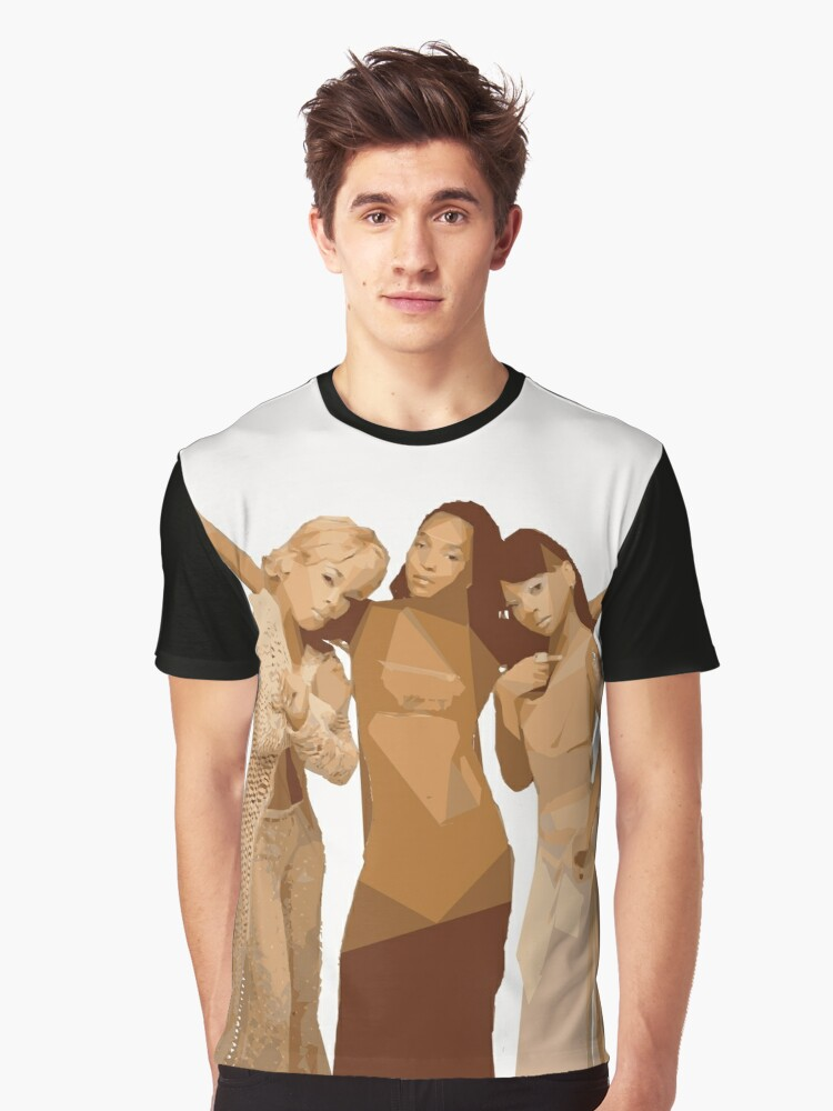 Make You Feel Beautiful Too! Graphic T-Shirt Front