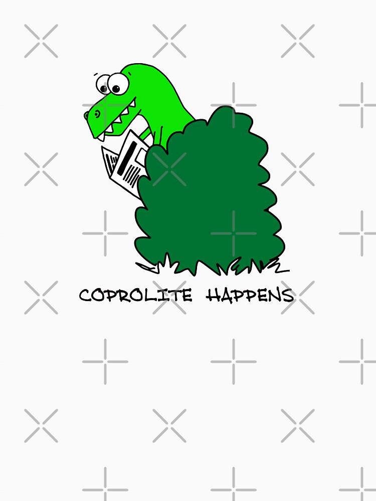 Coprolite Happens by AdrienneBody