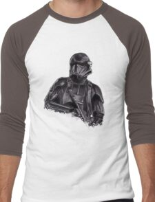 Death trooper Men's Baseball ¾ T-Shirt