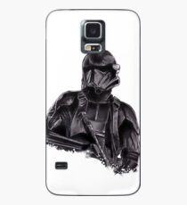 Death trooper Case/Skin for Samsung Galaxy