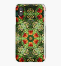 Cardinals and Mockingbirds iPhone Case/Skin