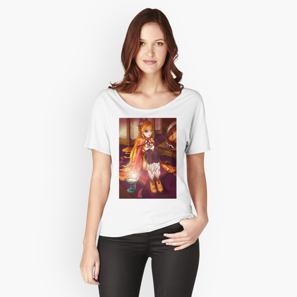 Tales of Demons and Gods Women's Relaxed Fit T-Shirt Front