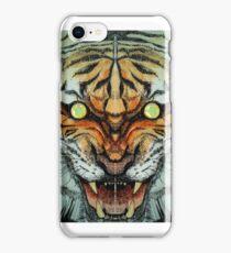BEAST#4 Tiger iPhone Case/Skin