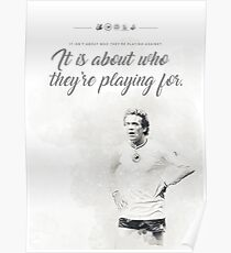 Alan Curtis - Swansea City Poster
