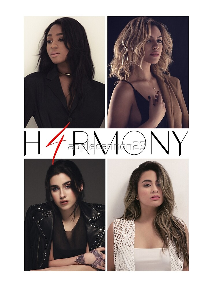 H4RMONY (Fourth Harmony) by applecannon23