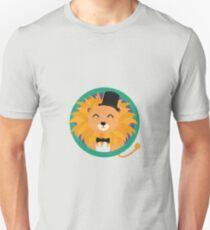 Lion groom with cylinder T-Shirt