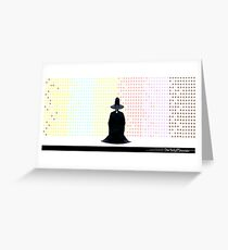 The Holy Mountain Greeting Card