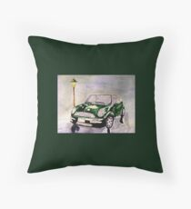 Singin' in the Rain Throw Pillow