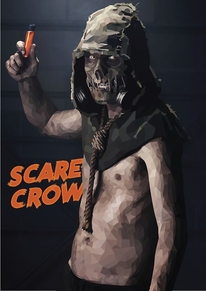 Scarecrow by Will Scragg