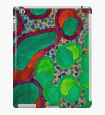 Filled Spicy Vegetables  iPad Case/Skin