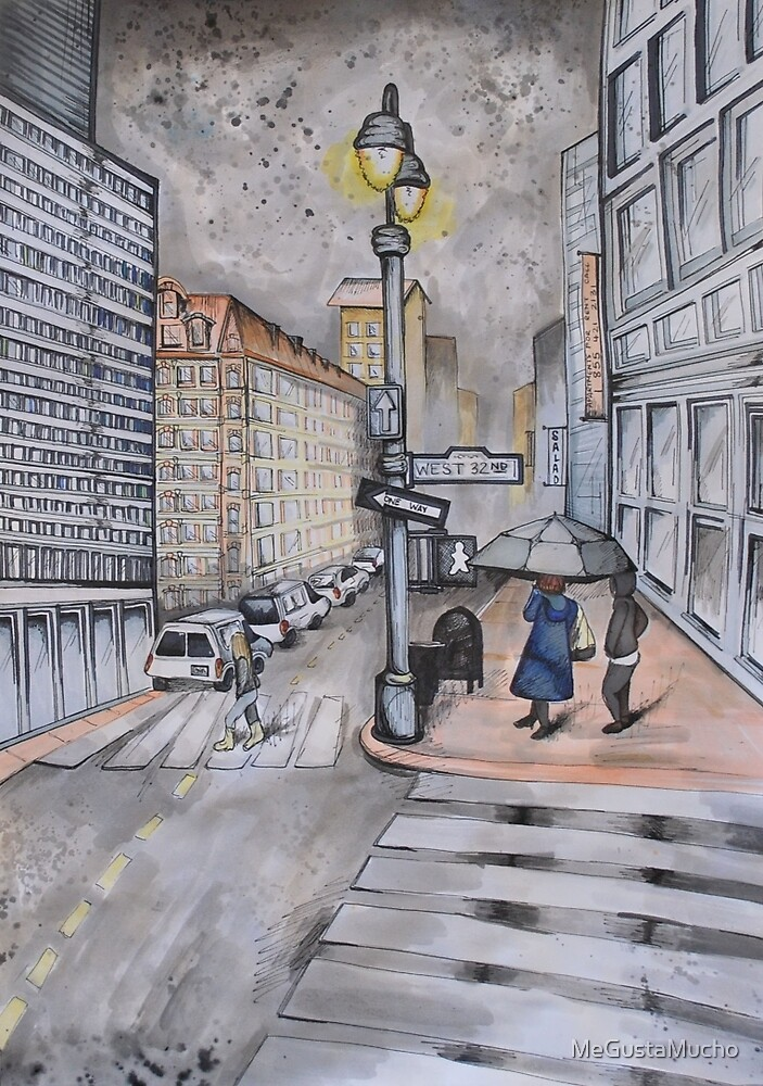 Rainy Day by MeGustaMucho