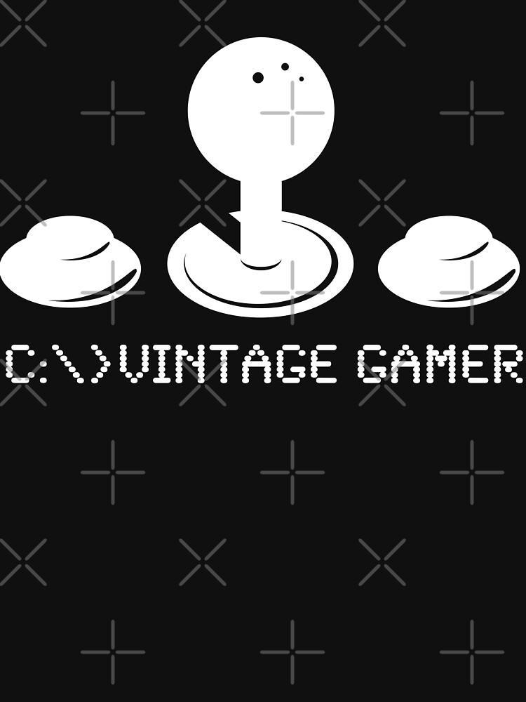Vintage Gamer von TheFlying6
