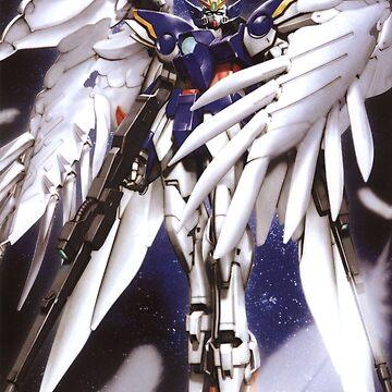Wing Zero by khalidklan