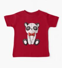 Panda Doll Baby Tee