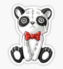 Panda Doll Sticker