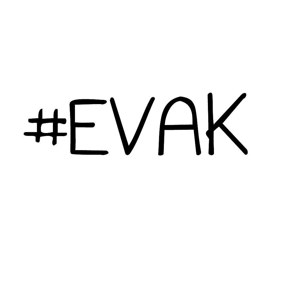 #EVAK by fandomshopping