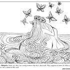 Rusalka - Bulgarian #Mermaid by aveela