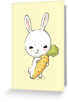Bunny Carrot 2 by freeminds