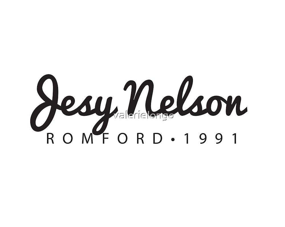 Jesy Nelson • Romford by valerielongo