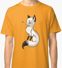 Fox and a Butterfly Classic T-Shirt