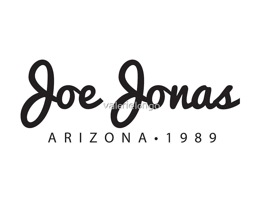 Joe Jonas • Arizona by valerielongo