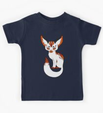 Mysterious Fox Kids Tee