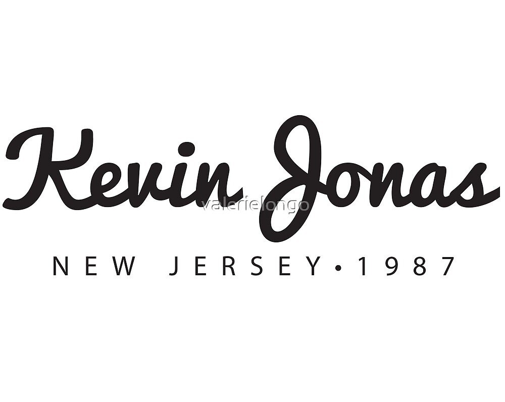 Kevin Jonas • New Jersey by valerielongo