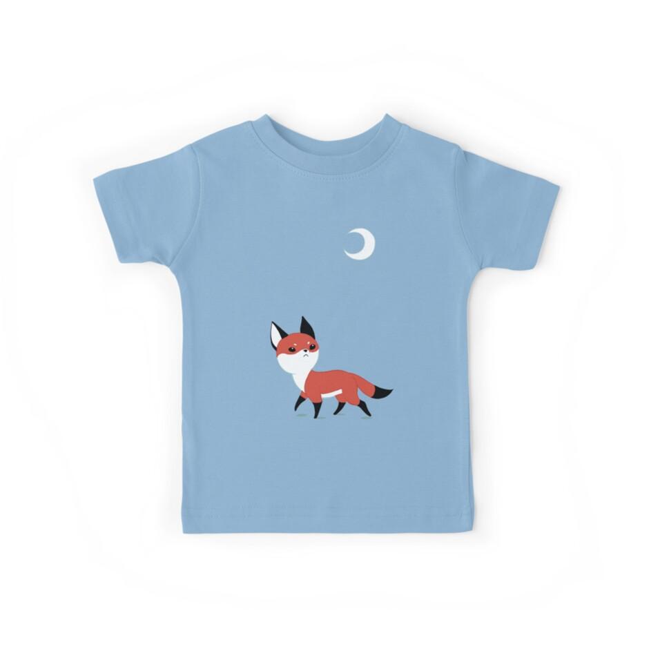 Moon Fox by freeminds