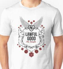 Lawful Good - Black: Alignment Series T-Shirt