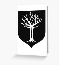 House Forrester - Game of Thrones Greeting Card