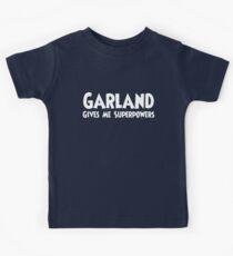 Garland Superpowers T-shirt Kids T-Shirt
