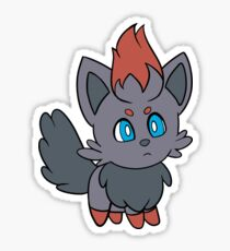 Zorua Sticker