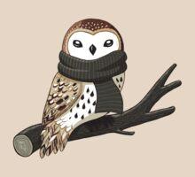 Winter Owl | Women's T-Shirt