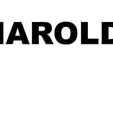 Harold, by sammymedici