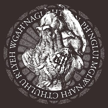 Cthulhu Emblem  by corywaydesign