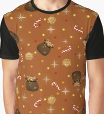 Christmas Goodies  Graphic T-Shirt
