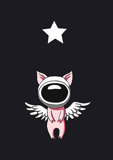 Piglet in Space by freeminds