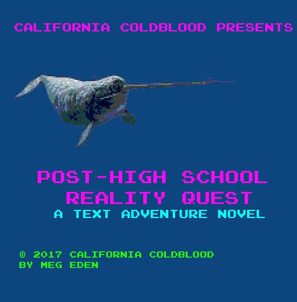 Text Adventure PHSRQ by megeden
