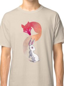Rabbit and a Fox Classic T-Shirt