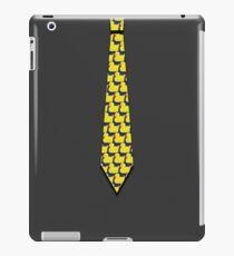 Ducky Tie - How I met your mother iPad Case/Skin