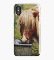 Drinking Pony iPhone Case/Skin