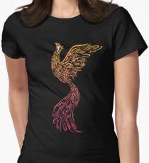 Phoenix Womens Fitted T-Shirt