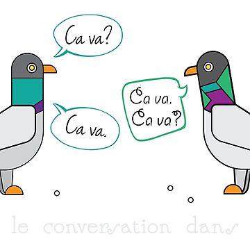 Ca va? Ca Va! by Elang