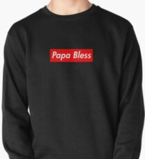 Papa segne Sweatshirt