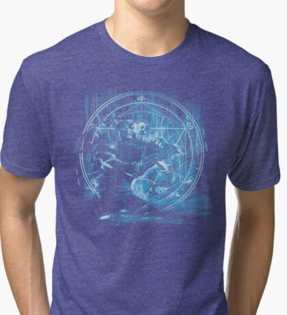 philosophal storm -alfons Tri-blend T-Shirt