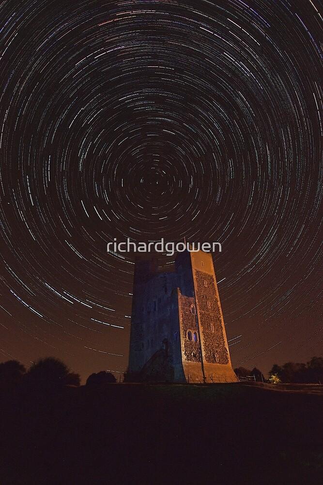 Orford Castle by richardgowen