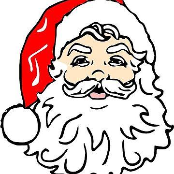 Santa by HelenCat